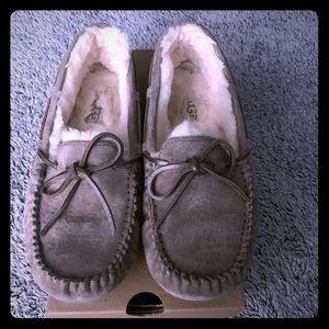 Ugg Dakota Metallic Slippers